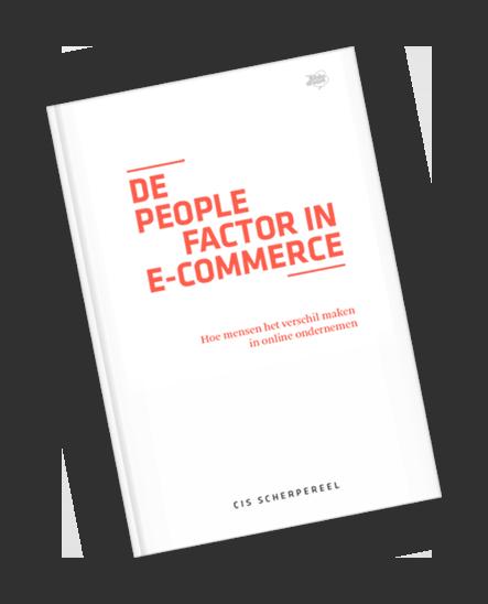 De people factor in e-commerce