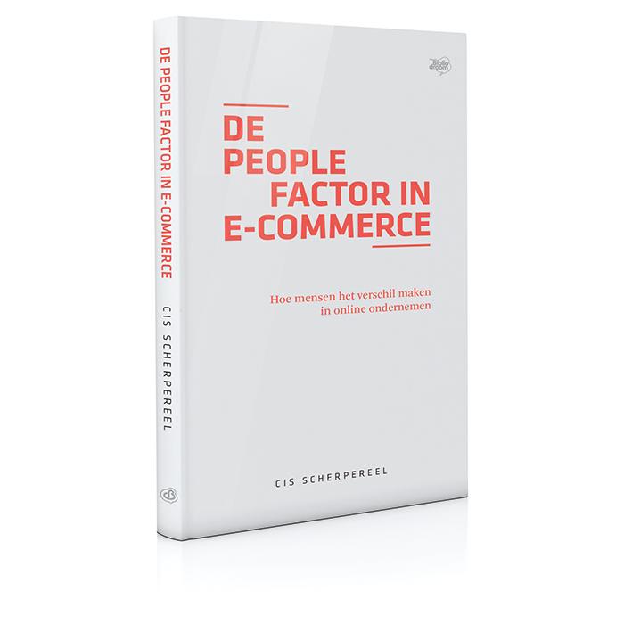 Boek: De people factor in E-commerce